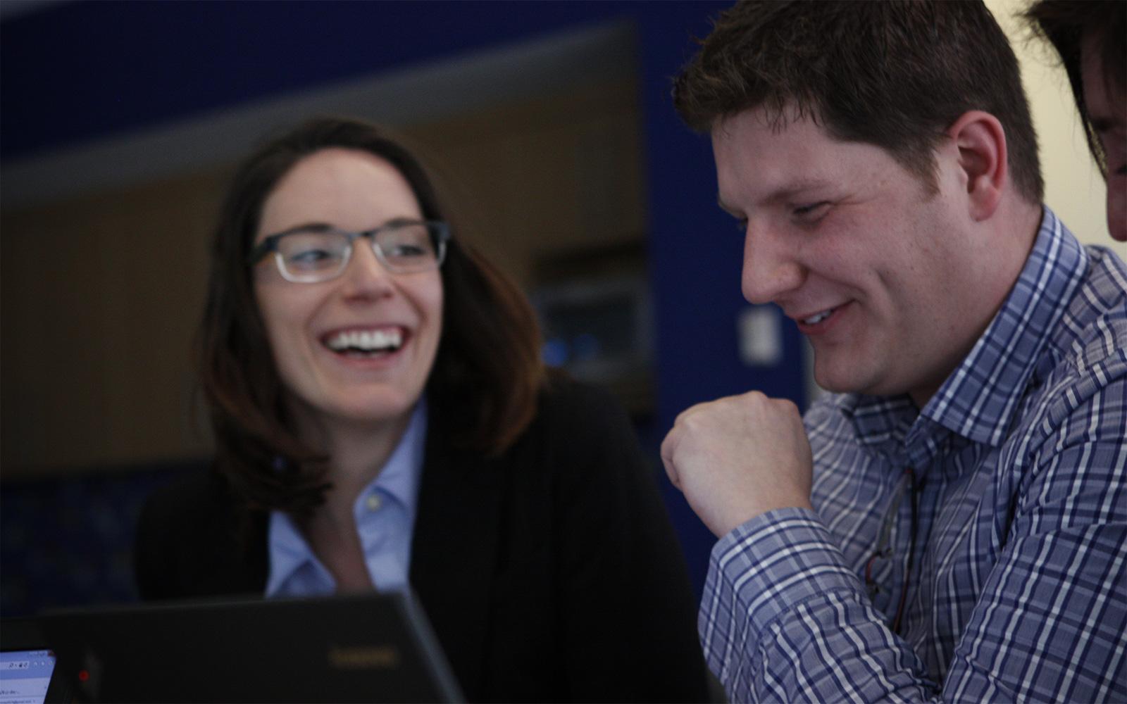Julia Winer (UConn School of Business)