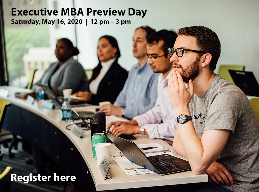 EMBA Preview Day 5-16